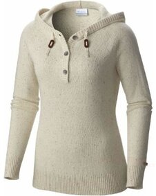 Bluza COL AL1676 Ice Drifter columbia ice drifter pullover hooded sweater womens chalk xl ikona produktu