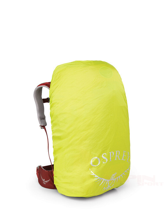 Pokrowiec OSPREY Hi Vis rozmiar XS highvisibilityraincover_side_electriclime