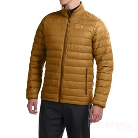 Kurtka MHW Micro Ratio OM6300 mountain hardwear men m l xl micro ratio down jacket underbrush gold packable mountain hardwear down jacket ikona produktu