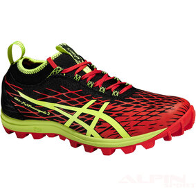 Buty ASICS Gel Fuji Runnegade Asics Gel Fuji Runnegade 2 Shoes SS16 Offroad Running Shoes Orange Flash Yellow SS16 ikona produktu