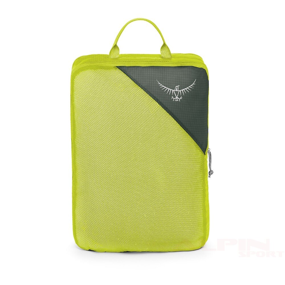 Pokrowiec OSPREY UL Double Sid ul_double_sided_cube_l_front_electric_lime_1