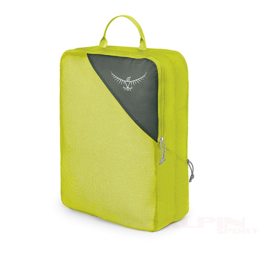 Pokrowiec OSPREY UL Double Sid ul_double_sided_cube_l_side_electric_lime_1