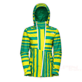 Kurtka TNF W Special Effect new 2012 the north face special effects insulated jacket sulphur spring green 2 ikona produktu