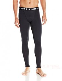Leginsy Under Armour 1265649 Under Armour Herren Fitness Hose und Shorts CG Leggings, Blk,Stl, L, 1265649 von Under Armour 17879645 ikona produktu