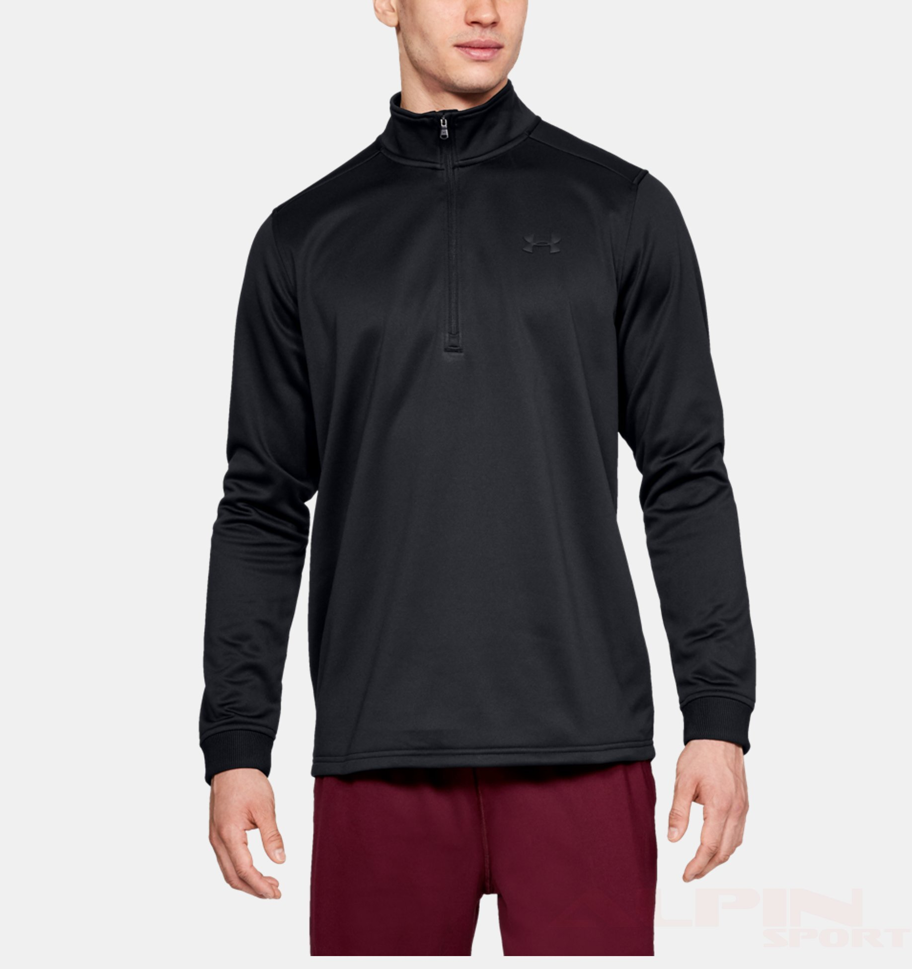 Bluza Under Armour 1320745 Fleece 1/2 V5ProdWithBadge