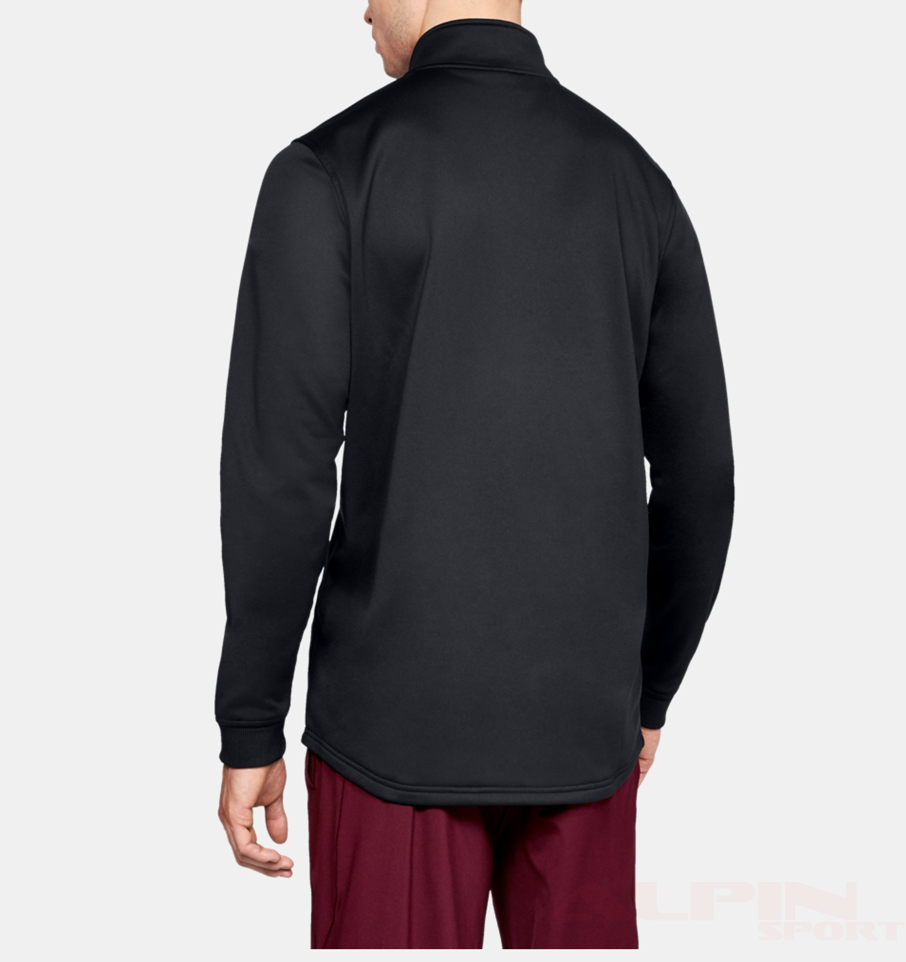 Bluza Under Armour 1320745 Fleece 1/2 V5ProdWithBadg