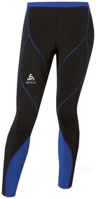 Spodnie ODLO 347462 Fury odlo tights fury warm mazarine blue black man ikona produktu