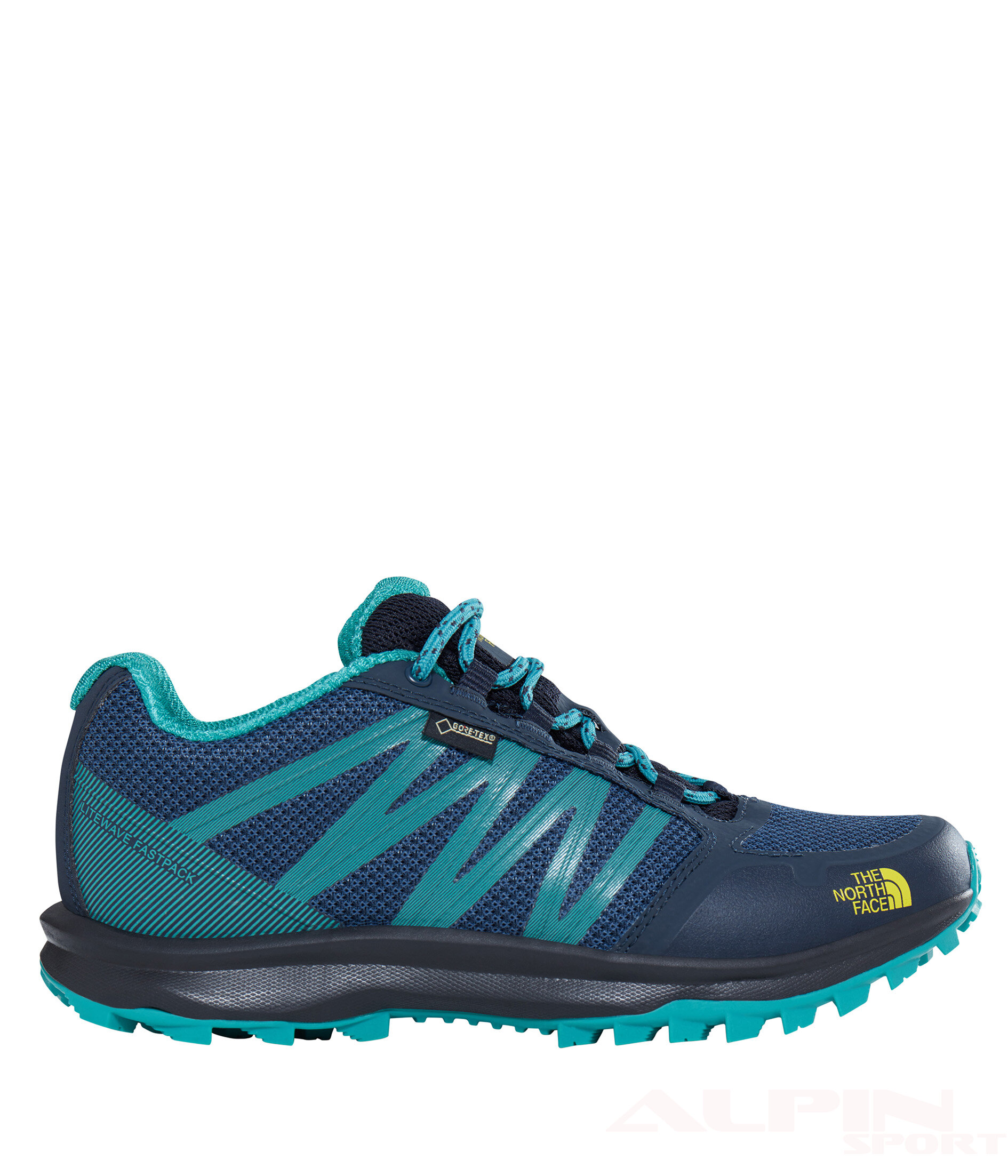 Buty damskie THE NORTH FACE Litewave Fastpack GTX 020_LO_3FX5 4GQ 0