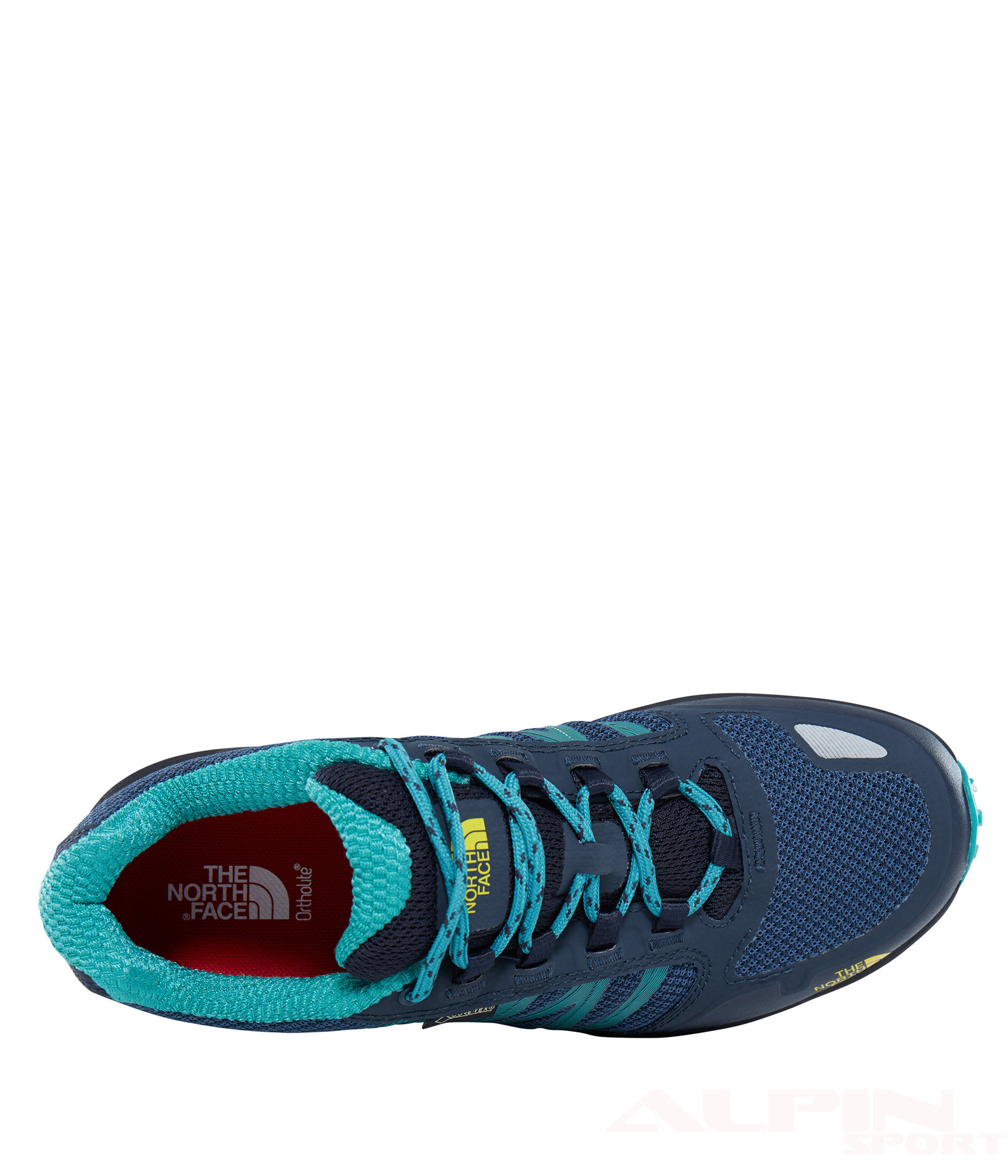 Buty damskie THE NORTH FACE Litewave Fastpack GTX 021_LO_3FX5 4GQ 1