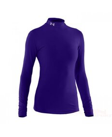 Koszulka UNDER ARMOUR 1221816 W under armour coldgear cozy mock women 583 ikona produktu