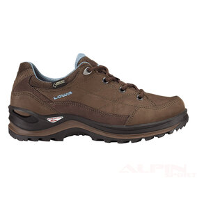 Buty LOWA Renegade III GTX Low Lady brown jeans ikona produktu
