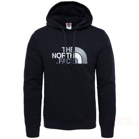 Bluza męska THE NORTH FACE Drew Peak Hoodie drew blk 1 ikona produktu