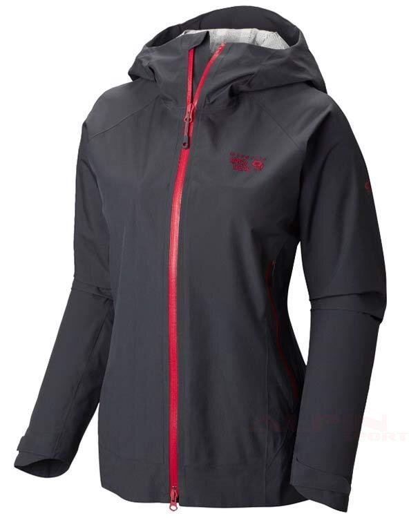 Kurtka MHW Quasar Lt OL6474 mountain hard wear quasar lite graphite woman