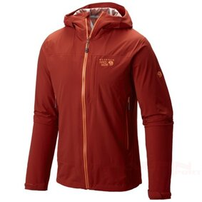 Kurtka MHW Ozonic St OM6643 mountain hardwear stretch ozonic dryq active jacket waterproof for men in flame~p~9569x_02~460 ikona produktu