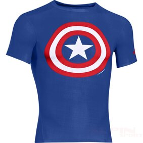 Koszulka Under Armour 1244399 Captain America ps1244399 402_f ikona produktu