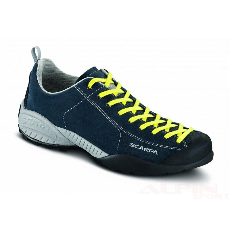 Buty SCARPA Mojito shoes scarpa mojito bi rods low octane yellow
