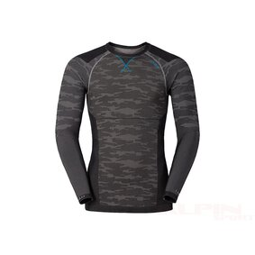 Koszulka ODLO 170952 Blackcomb koszulka tech odlo shirt ls crew neck evolution warm black   170952 ikona produktu